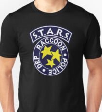 S.T.A.R.S. Badge (Resident Evil) T-Shirt