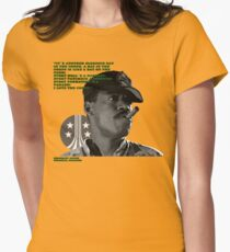 Aliens (Sgt. Apone´s speech) Womens Fitted T-Shirt