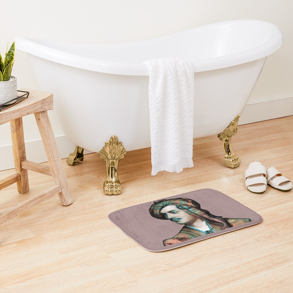 Lord Byron Bath Mat