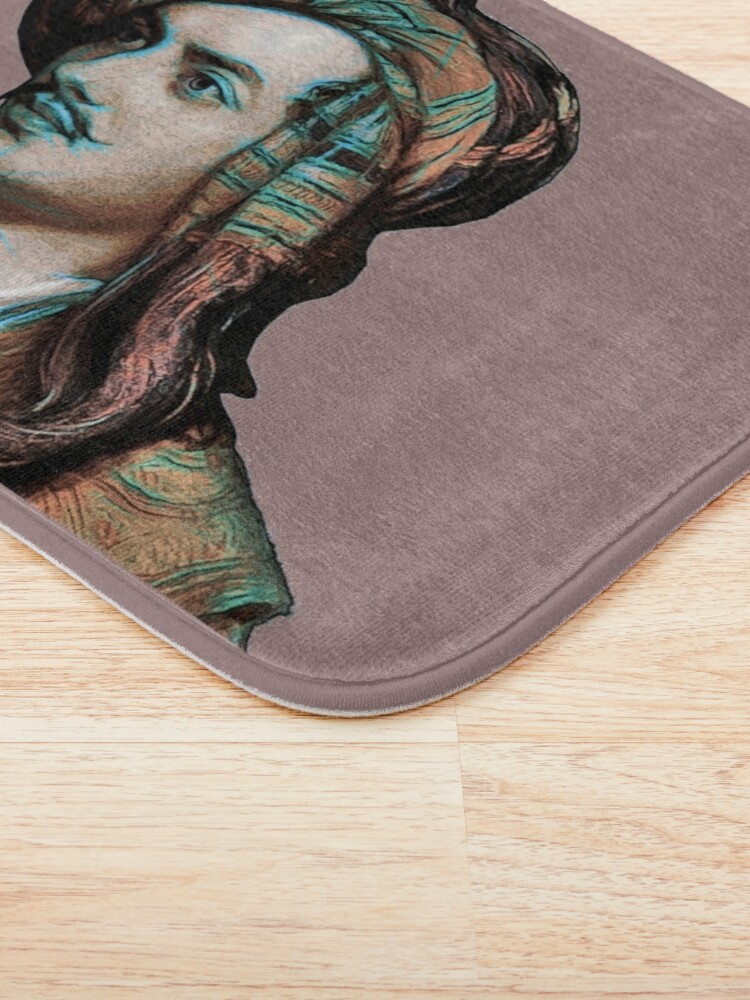 Alternate view of Lord Byron Bath Mat