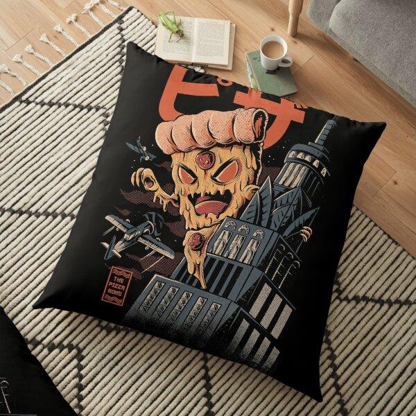 Pizza Kong Floor Pillow