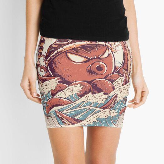 Takoyaki Attack Mini Skirt
