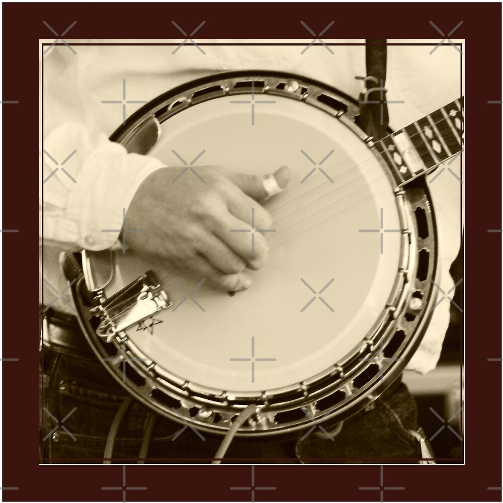 Strumming Along by Julie's Camera Creations <><