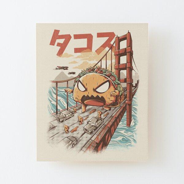 Takaiju Lámina montada de madera