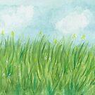 Grasslands Ghosts by clarablack-ink
