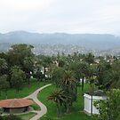 Santa Barbara View by clarablack-ink