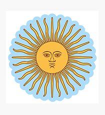 Cool Sun >Cute design< Photographic Print