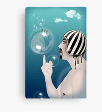 funny  Canvas Print