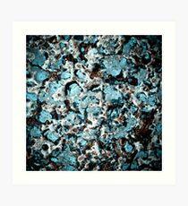 cold brains Art Print