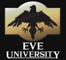 EVE University Small Logo - Dark