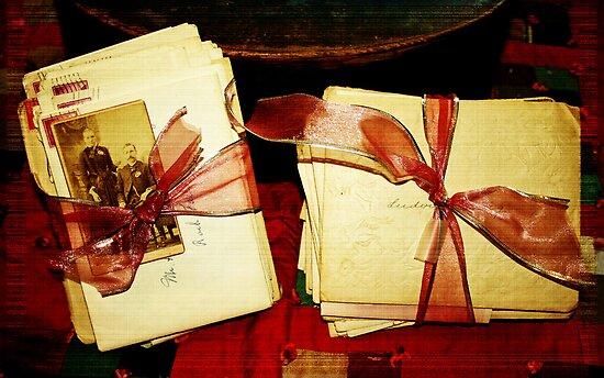 keepsakes by Lynne Prestebak
