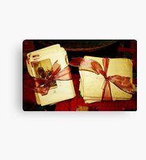 keepsakes Canvas Print
