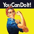 You Can Do It by Bruce ALMIGHTY Baker