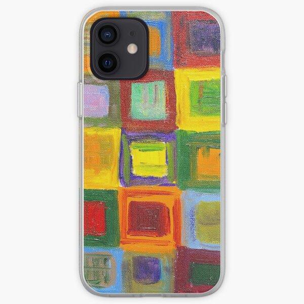 Square Dance 1 iPhone Soft Case