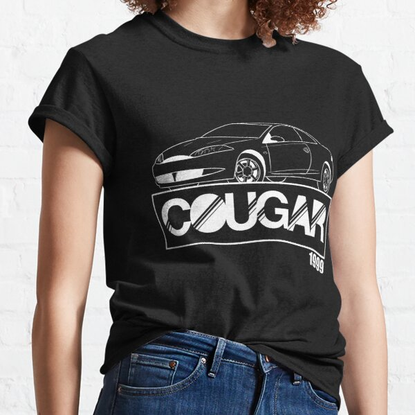 FORD COUGAR Classic T-Shirt