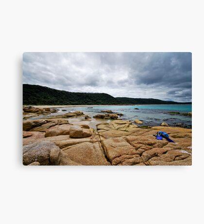 Honeymoon Bay - Croajingolong National Park Canvas Print
