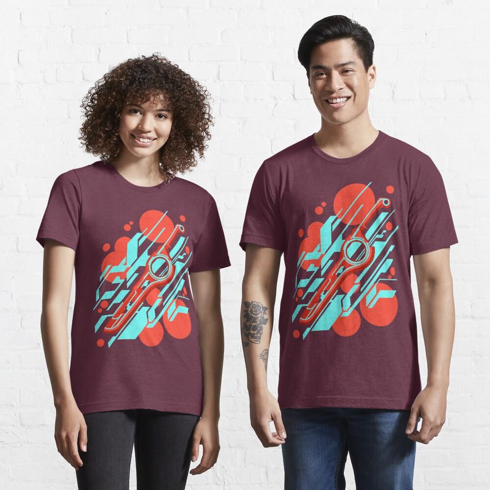 Monado Abstract Essential T-Shirt
