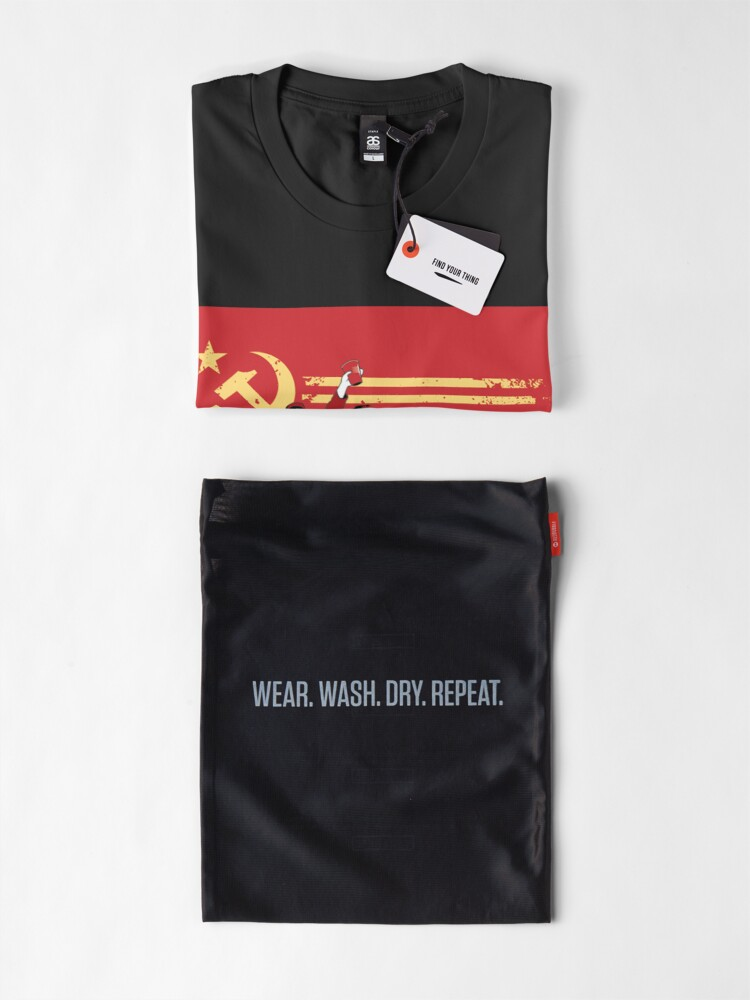 Alternate view of The Communist Party knows how to party! Premium T-Shirt