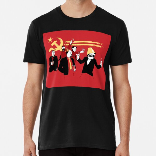 The Communist Party knows how to party! Premium T-Shirt