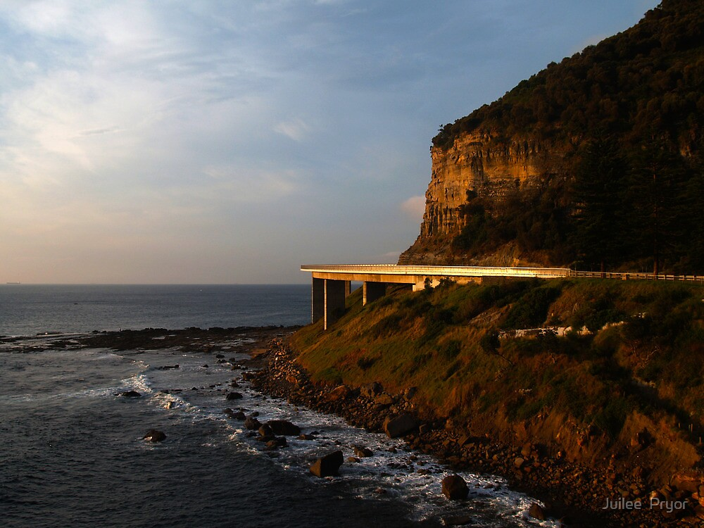 SeaCliff Dawn by Juilee  Pryor
