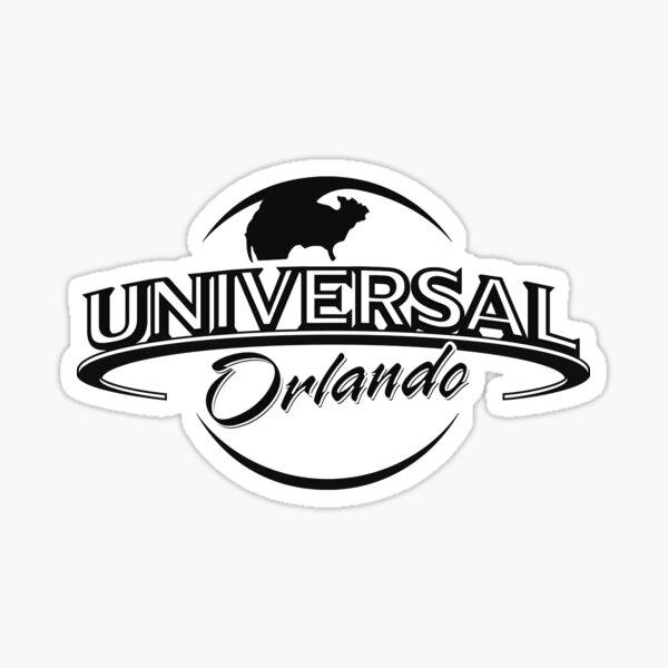 Universal Orlando  Sticker