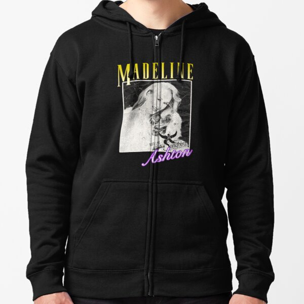 Madeline Ashton Death  Becomes Her Zipped Hoodie