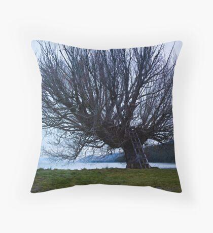 A Veritable Matriarch Throw Pillow