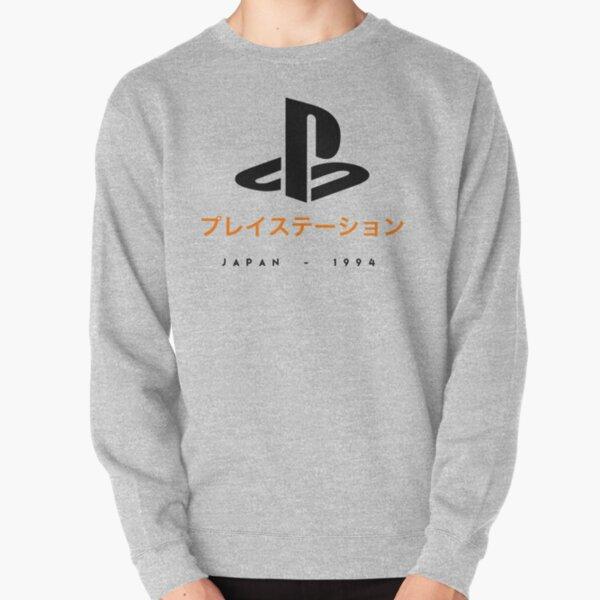 Playstation japanese t-shirt Pullover Sweatshirt