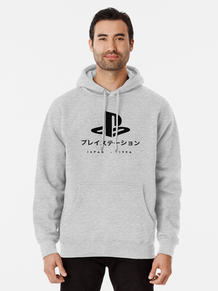 Alternate view of Playstation Japanese t-shirt Pullover Hoodie