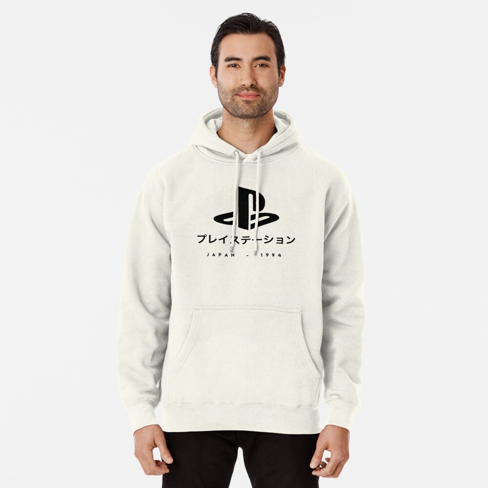 Playstation Japanese t-shirt Pullover Hoodie