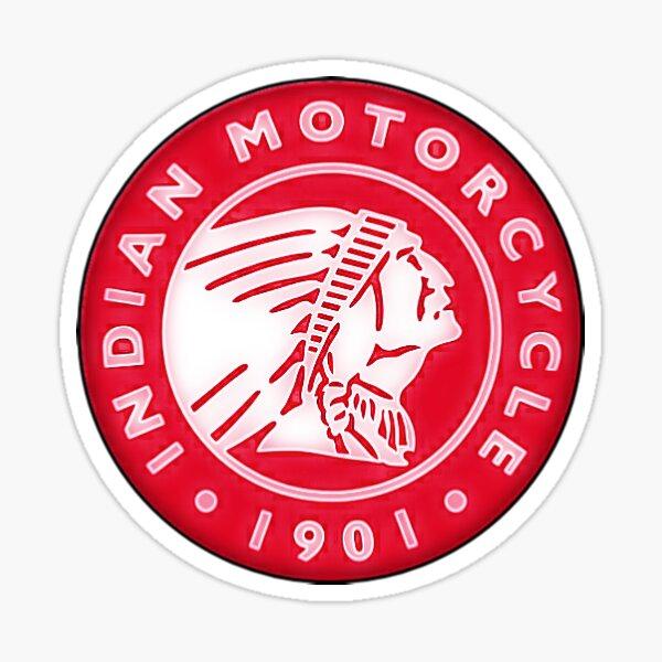 Indian Motorcycle Sticker Pegatina