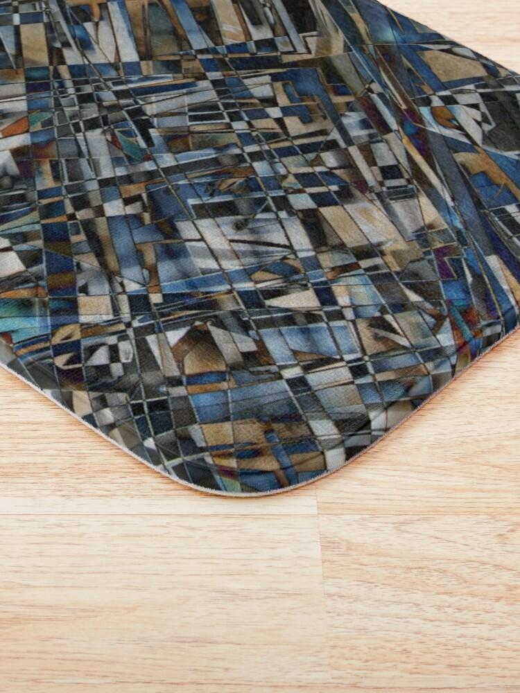 Alternate view of Kaleidoscope #19 Bath Mat