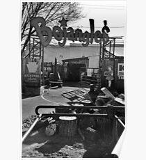 Bojangle's Garage Poster