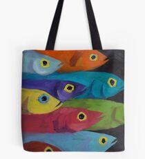 Fish Fiesta!  Tote Bag