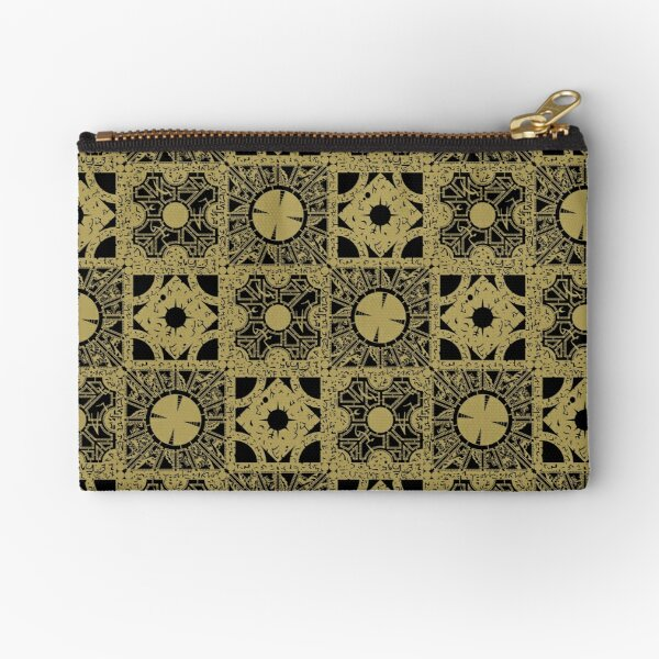 The Puzzlebox Pattern Zipper Pouch