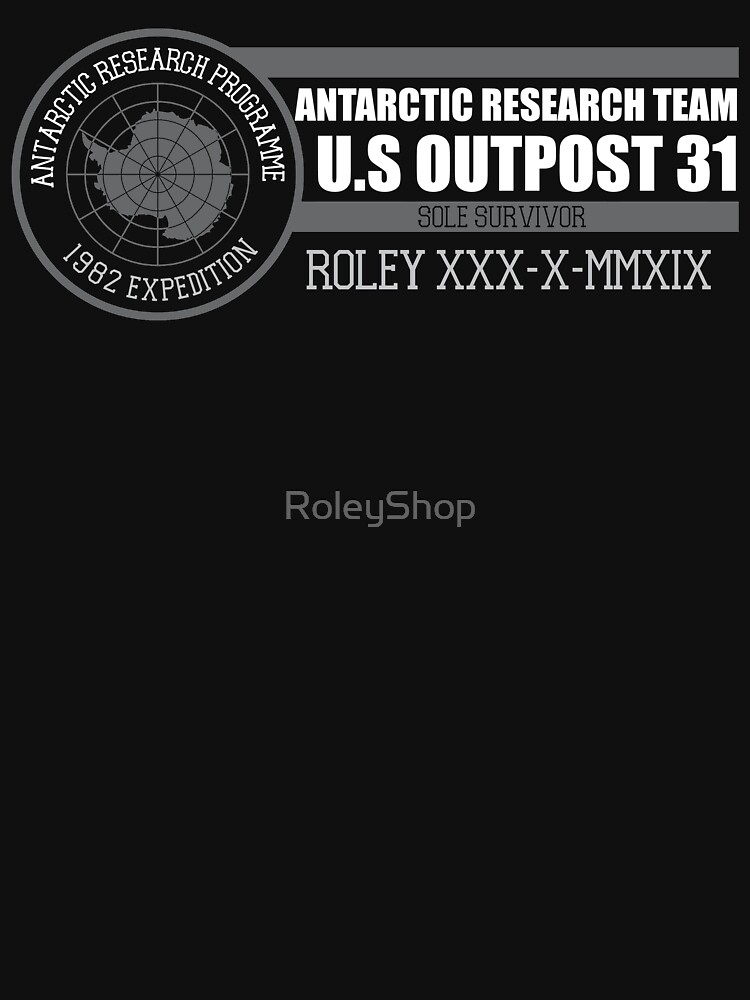 Antarctic Research Team - Roley by RoleyShop