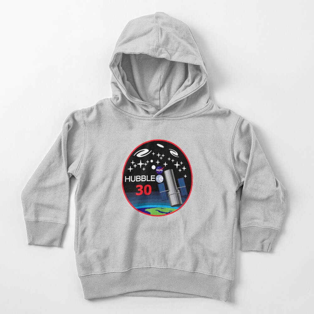 Hubble at THIRTY!! Toddler Pullover Hoodie