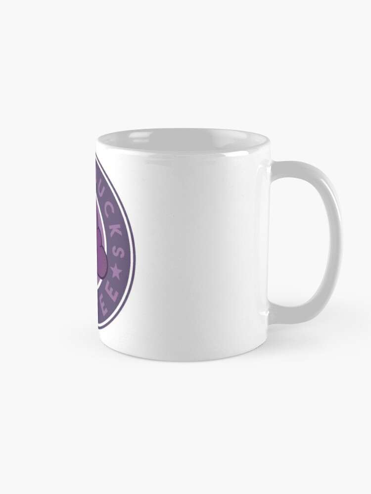 Alternate view of Copy of KawaiiBucks Coffee Japanese funny and cute Mug