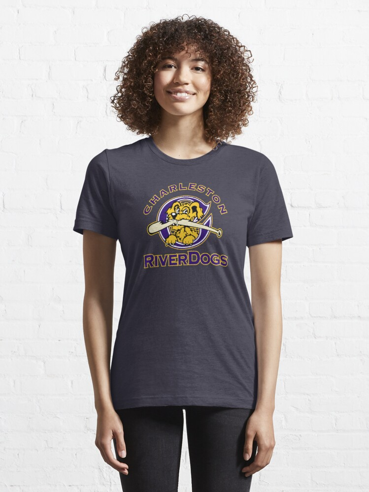 Alternate view of The Charleston RiverDogs Essential T-Shirt
