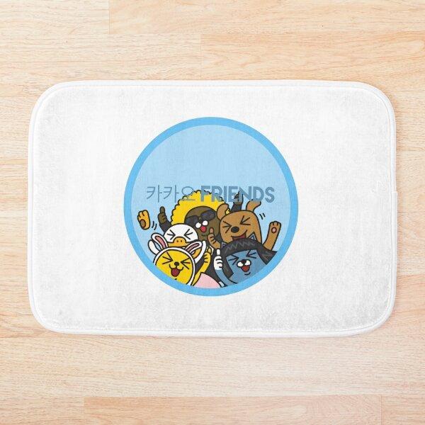 Kakao Friend's Korean style funny and cute Bath Mat
