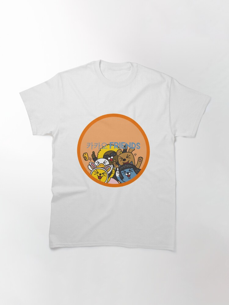 Alternate view of Kakao Friend's Korean style funny and cute Classic T-Shirt
