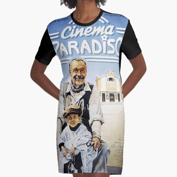 Cinema Paradiso movie Graphic T-Shirt Dress