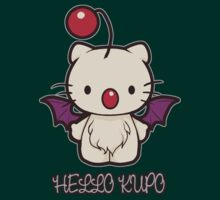 Hello Kupo (text)