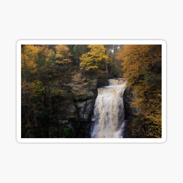 Bushkill Falls  Sticker