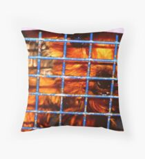 Mysterious Max Throw Pillow