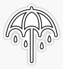 BMTH Thats the spirit Umbrella logo Sticker