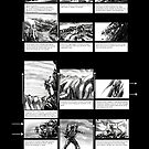 Mountain Odyssey (storyboard) by Evan F.E. Lole