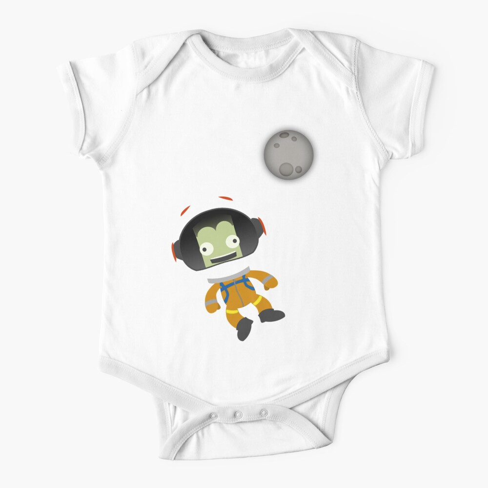 Mún or Bust! Kerbal Space Program Baby One-Piece