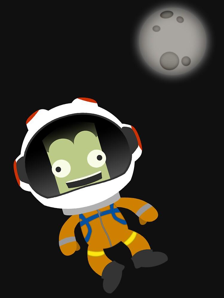 Mn or Bust! Kerbal Space Program | Unisex T-Shirt