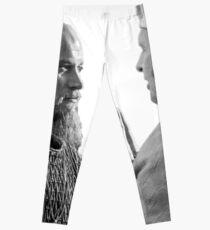 Baptism Of Ragnar Lothbrok Leggings